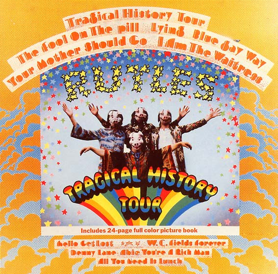 The Beatles Tragical History Tour - Dr. Pepper